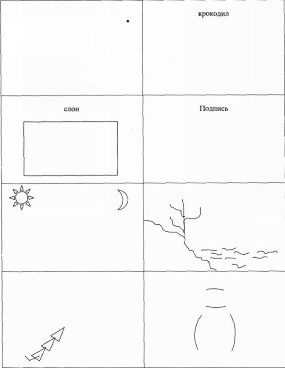 Тесты к чему рисуешь дом